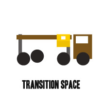 transition-space